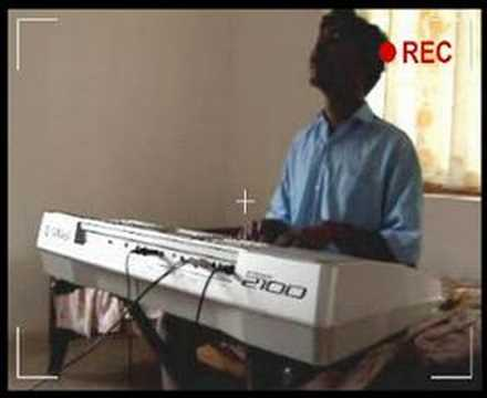 Yamaha PSR-2100, praise and worship(Instrumental)