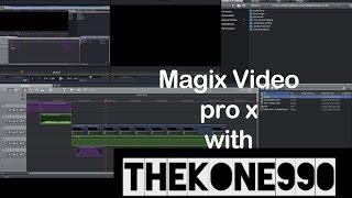 Tutorial Magix Video Pro x