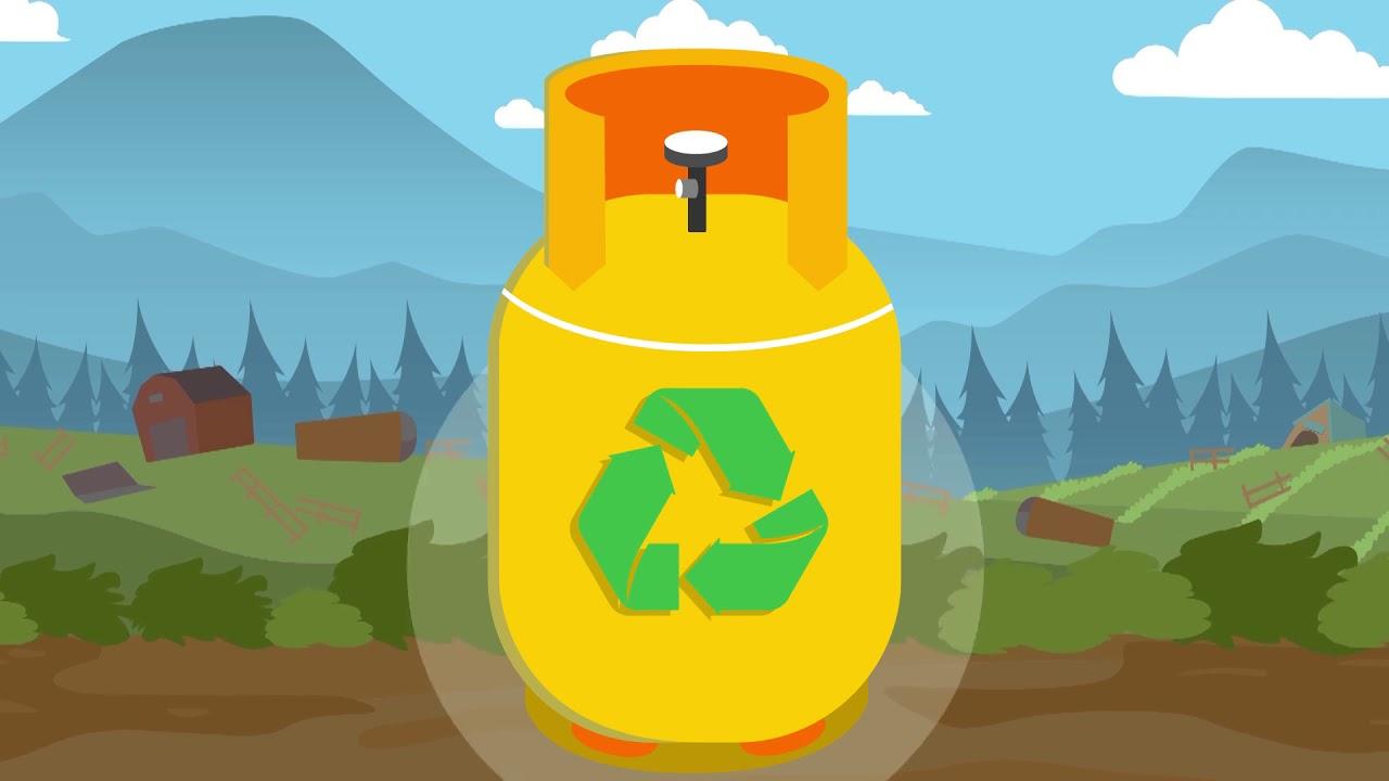 Video animado sobre gas licuado del petr leo glp youtube for Estanques de gas licuado