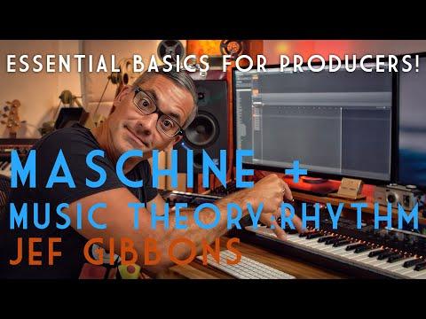 Essential Music Theory Basics! Maschine: Rhythm