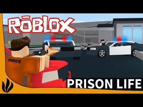ROBLOX: PRISON LIFE FR - Présentation