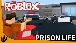 ROBLOX: PRISON LIFE en - Presentation