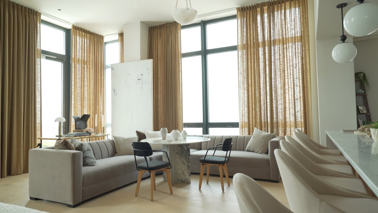 Nate Berkus and Jeremiah Brent: How to Arrange your Living ...