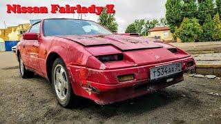 Это что, Феррари?  Купил Спорт Кар из 80-х Не Глядя!  #Nissan #Fairlady #300zx