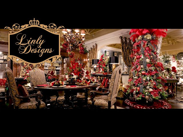 Christmas & Holiday Decor at Linly Designs