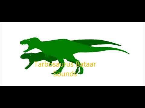 Tarbosaurus Roars (HQ)
