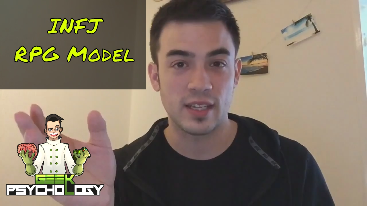INFJ Explained | RPG Questing Party Model