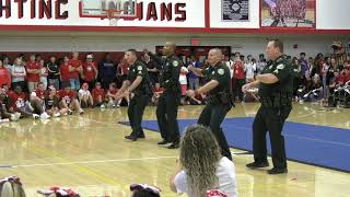 School Resource Officer - Git Up Challenge