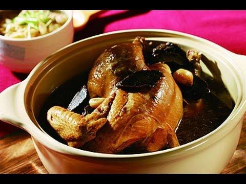 【楊桃美食網】老菜脯燉雞湯 - YouTube