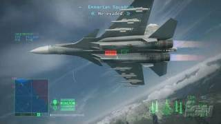 Ace Combat 6: Fires of Liberation Xbox 360 Trailer - E3