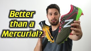 Better Than a Mercurial? - New Balance Furon 3.0 Pro - Review + On Feet