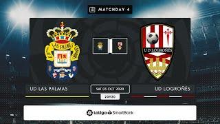 UD Las Palmas UD Logroñés MD4 S2030