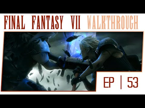 Final Fantasy 7 Remake Walkthrough No Commentary - Part 53 [1080p HD Gameplay]