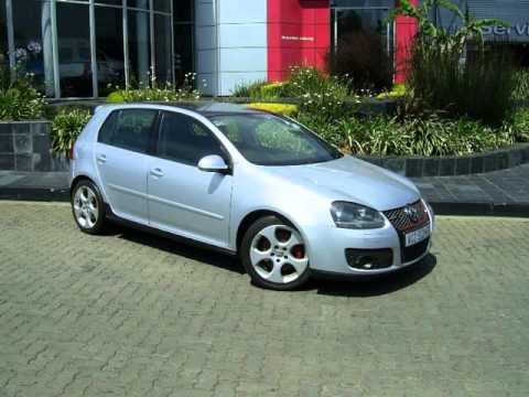 2007 VOLKSWAGEN GOLF 5 GTI 2.0T CLEARANCE STOCK!!! Auto For Sale On Auto Trader South Africa
