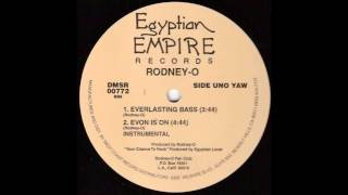 Rodney O & Joe Cooley - Everlasting Bass (HD) - 1988