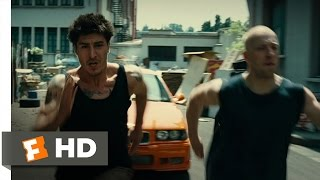 District B13 810 Movie CLIP - Chased By Cars 2004 HD