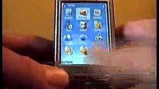 Nokia N73 video review