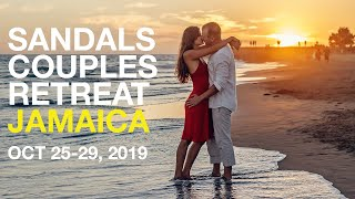 Sandals Couples Retreat in Jamaica October 2019