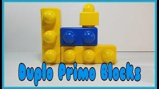 Duplo Primo Blocks