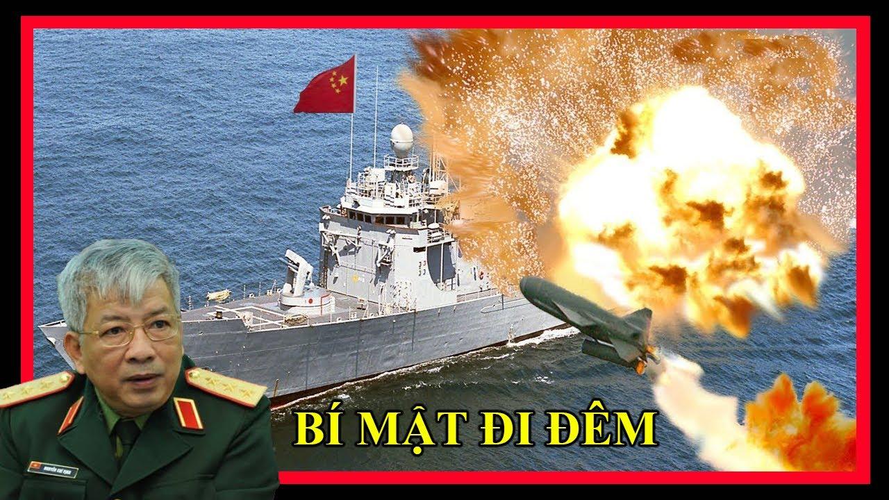 Tin khẩn, Nguyễn Chí Vinh phản thùng, mở toang cửa để khu trục hạm Trung Quốc tiến vào Cam Ranh