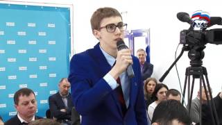 Предварительное голосование: дебаты. Хабаровск. 10.04.2016 12:00
