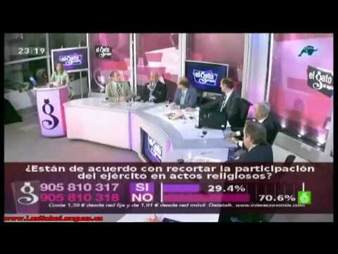 Sanción de 100.000 euros a la TV ultraderechista Intereconomía por homofobia