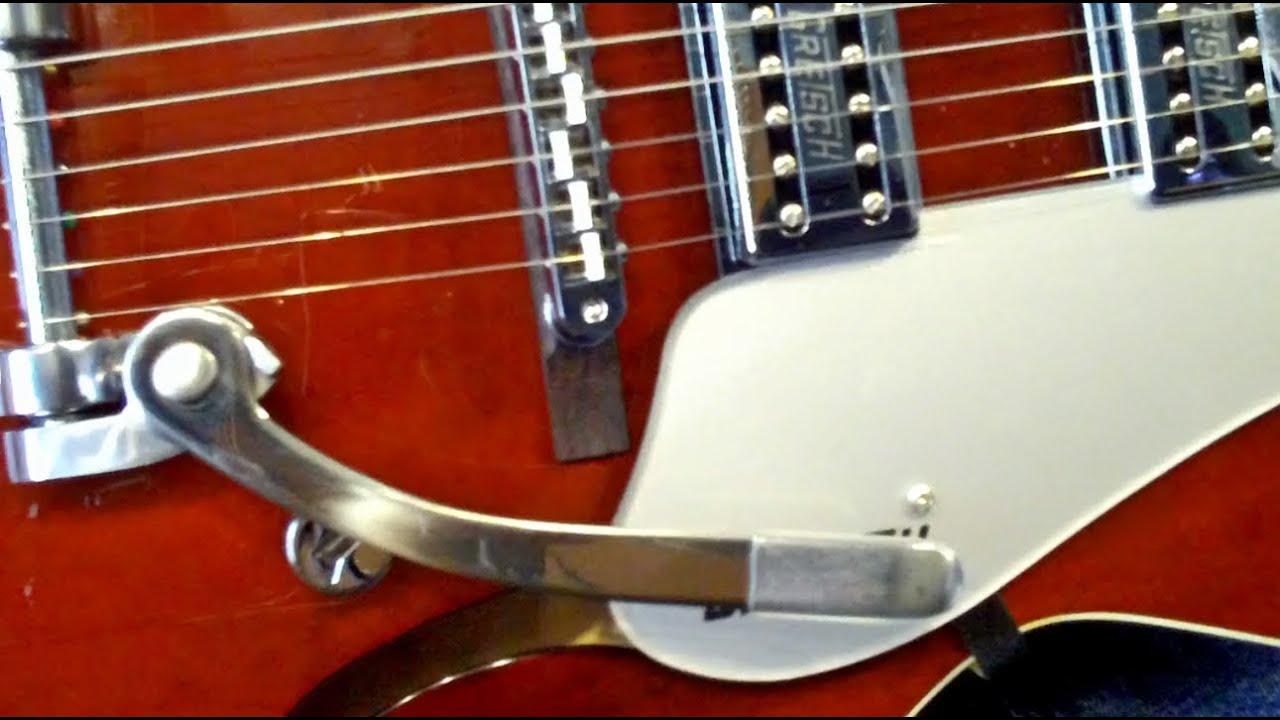 gretsch guitar buzz fix youtube. Black Bedroom Furniture Sets. Home Design Ideas