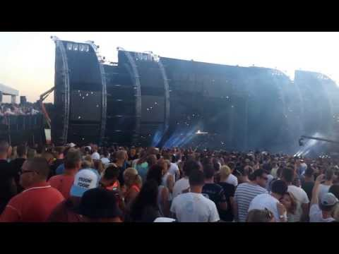 Live @ Opening Dance Valley 2013 Jumper - Hardwell ft. W&W