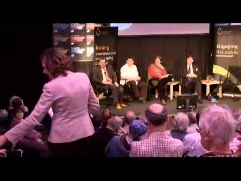 2012 Cheltenham Science Festival - Wind power the great debate - Royal Academy of Engineering