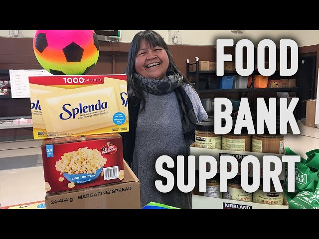 Nawash Food Bank / First Peoples Voices