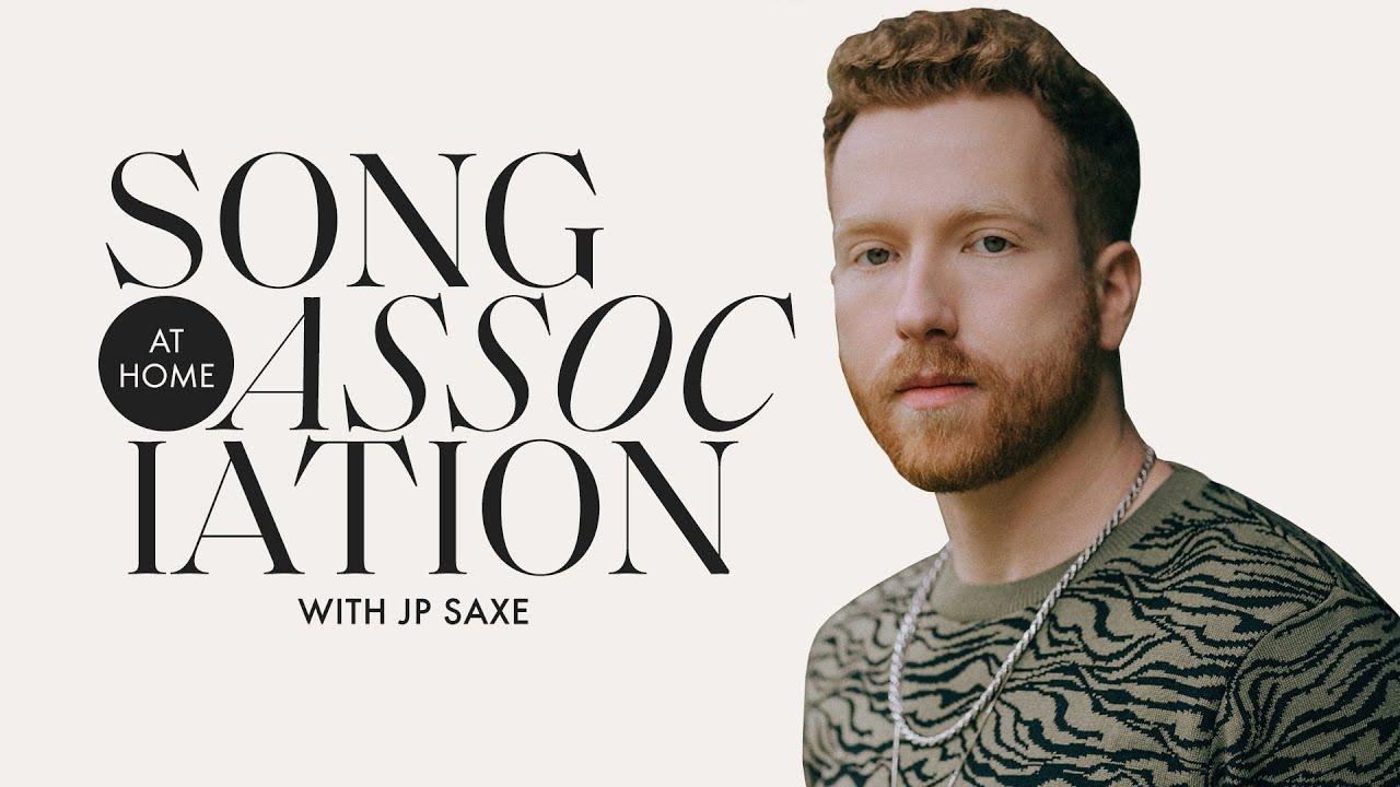 JP Saxe Sings Julia Michaels, James Morrison &