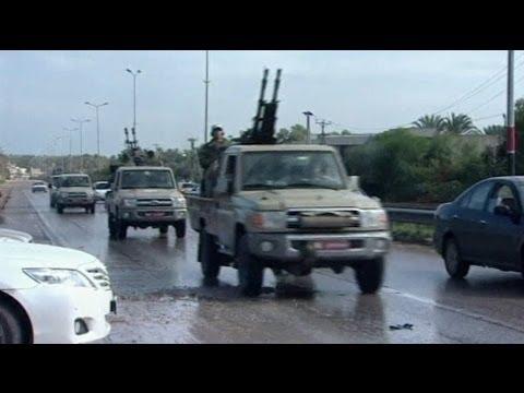 Fresh fighting breaks out between Libyan militias