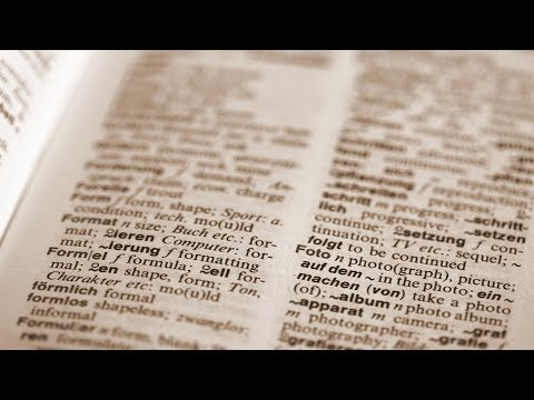 3 Weird, New Oxford English Dictionary Words Added in 2018