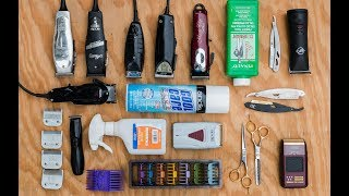 Necessary Tools For Beginner Barbers