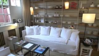 LA VIE DE CHALET - La féline blanche, une décoration monochrome