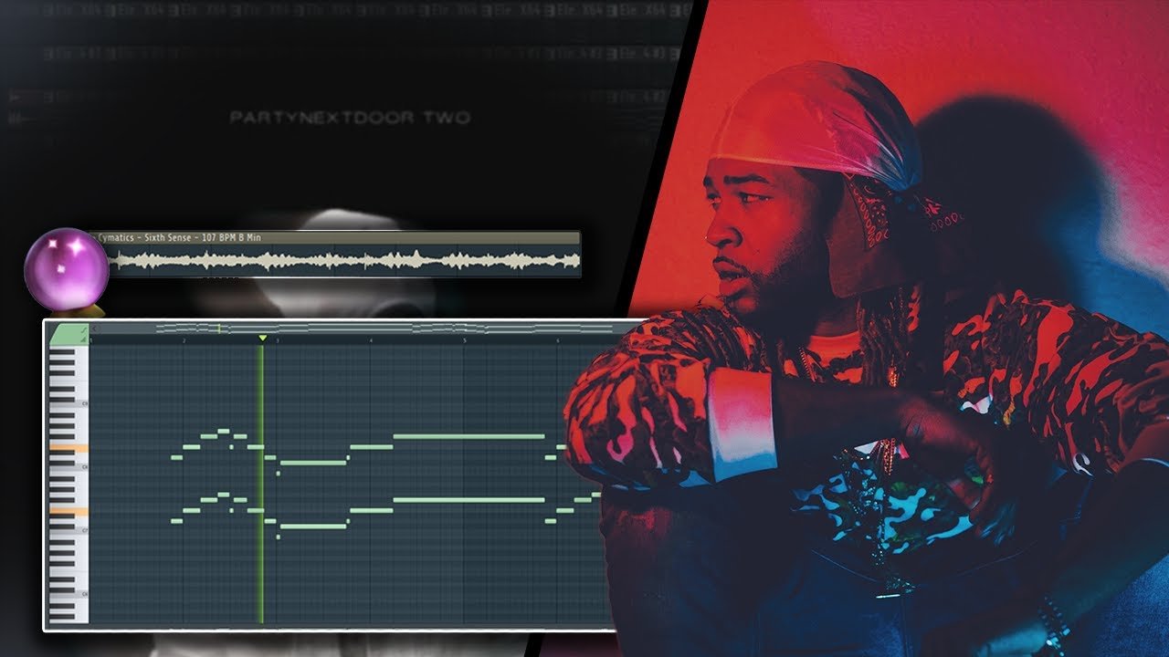 How to Make Wavy RnB Beats for PARTYNEXTDOOR & Bryson Tiller | FL Studio