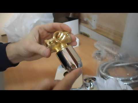 PRAHA New VR15030Z ВТ набор смеситель скрытого монтажа с гигиеническим душем