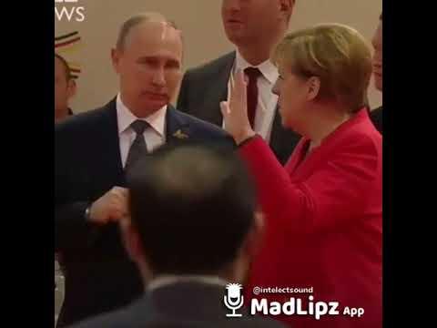 Картинки по запросу меркель и путин прикол