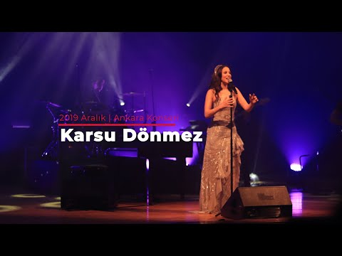 Karsu Dönmez Ankara Konseri Aralık 2019 Live