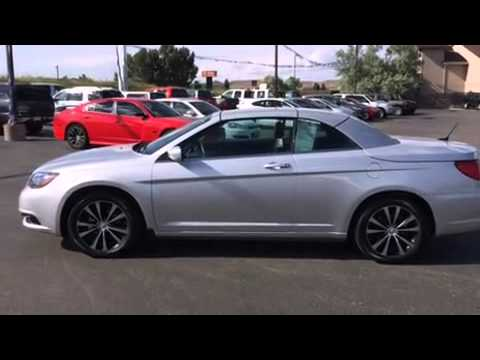 2012 Chrysler 200 S In Craig Co 81625 Youtube