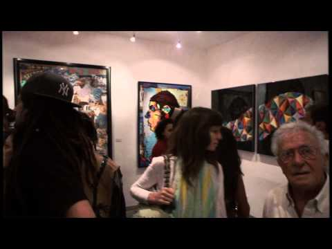Blended Art Gallery by SENZO- Exposition STRATES #1
