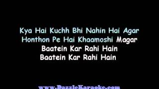 YouTube - ‪Do Dil Mil Rahe Hain KARAOKE- Movie Pardes‬‏.flv