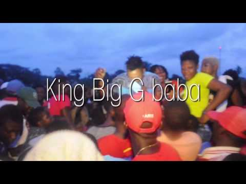 Big G Baba - Tori Dey (live performance in Cameroon bobmaley day) (Music Camerounaise)