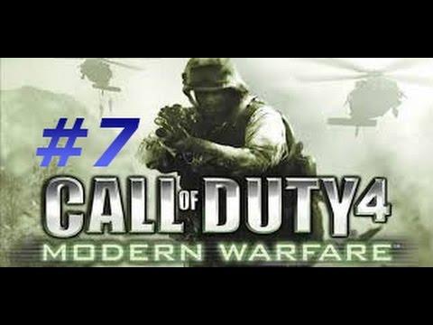 call of duty 4 прохождение: