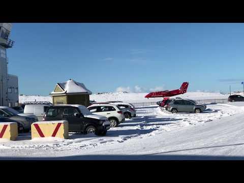 Nuuk - stolica Grenlandii   Nuuk - the capital of Greenland