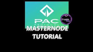 PAC protocol PACsafe Yansafe tutorial masternode ! como generar  ingreso pasivo.