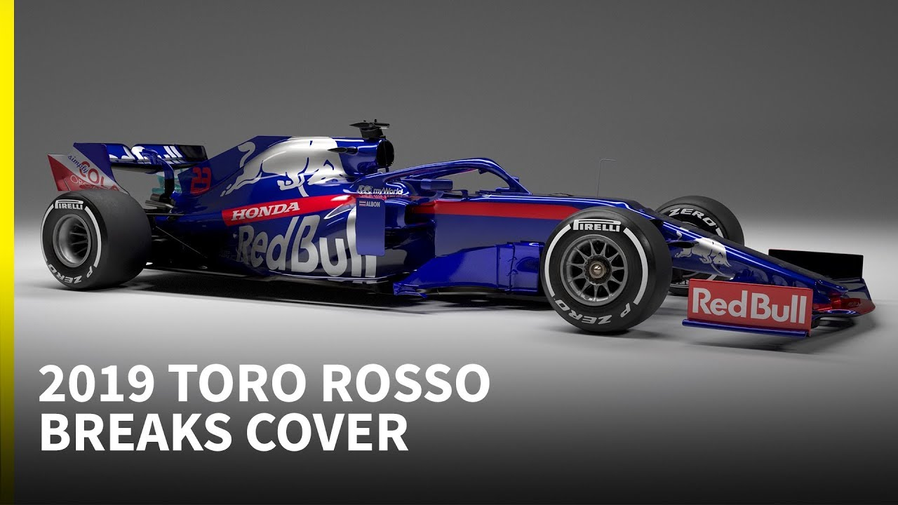 new toro rosso str14 f1 2019 technical analysis youtube. Black Bedroom Furniture Sets. Home Design Ideas