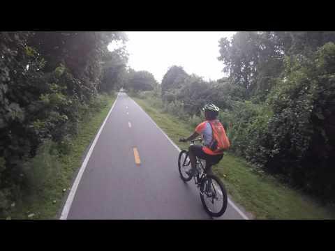 East Bay Bike Path 🎼, Rhode Island