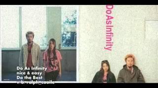 Do As Infinity - Nice & Easy