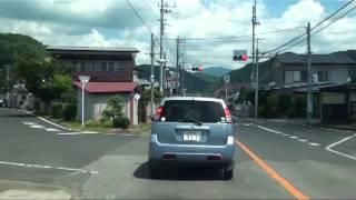 【車載動画】栃木県道めぐりシリーズ r66桐生田沼線(その1)